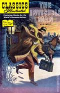 Classics Illustrated 153 The Invisible Man (1959) 4