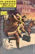 Classics Illustrated 153 The Invisible Man (1959) 2B