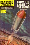 Classics Illustrated 105 From the Earth to the Moon (1953) 12