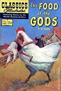 Classics Illustrated 160 The Food of the Gods (1961) 1B