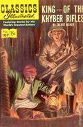 Classics Illustrated 107 King of the Khyber Rifles (1953) 5