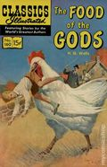 Classics Illustrated 160 The Food of the Gods (1961) 1A