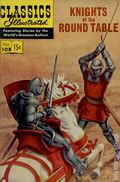 Classics Illustrated 108 Knights of the Round Table (1953) 1B