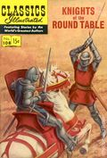 Classics Illustrated 108 Knights of the Round Table (1953) 1A
