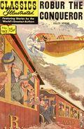 Classics Illustrated 162 Robur the Conqueror (1961) 1