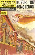 Classics Illustrated 162 Robur the Conqueror (1961) 2