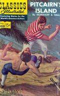 Classics Illustrated 109 Pitcairn's Island (1953) 3
