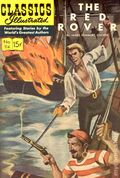 Classics Illustrated 114 The Red Rover (1953) 2