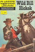 Classics Illustrated 121 Wild Bill Hickok (1954) 1