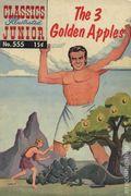 Classics Illustrated Junior (1953 - 1971 1st Print) 555