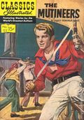 Classics Illustrated 122 The Mutineers (1954) 1