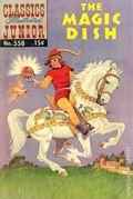 Classics Illustrated Junior (1953 - 1971 1st Print) 558
