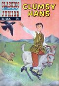 Classics Illustrated Junior (1953 - 1971 1st Print) 566
