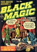 Black Magic (1950-1961 Prize/Crestwood) Vol. 1 #3