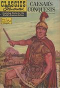 Classics Illustrated 130 Caesar's Conquests (1956) 2