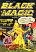 Black Magic (1950-1961 Prize/Crestwood) Vol. 2 #1