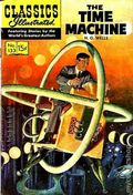 Classics Illustrated 133 The Time Machine (1956) 3