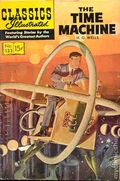 Classics Illustrated 133 The Time Machine (1956) 7