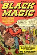 Black Magic (1950-1961 Prize/Crestwood) Vol. 3 #6