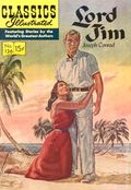 Classics Illustrated 136 Lord Jim (1957) 1