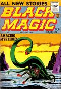 Black Magic (1950-1961 Prize/Crestwood) Vol. 7 #1