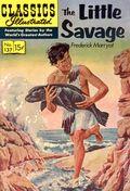 Classics Illustrated 137 The Little Savage (1957) 1