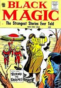 Black Magic (1950-1961 Prize/Crestwood) Vol. 7 #5