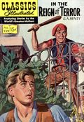 Classics Illustrated 139 In the Reign of Terror (1957) 1