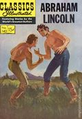 Classics Illustrated 142 Abraham Lincoln (1958) 1