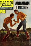 Classics Illustrated 142 Abraham Lincoln (1958) 6