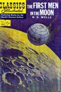 Classics Illustrated 144 The First Men in the Moon (1958) 3