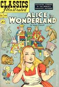 Classics Illustrated 049 Alice in Wonderland (1948) 1