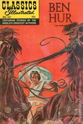 Classics Illustrated 147 Ben Hur (1958) 8A