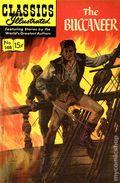 Classics Illustrated 148 The Buccaneer (1959) 3