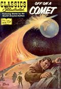 Classics Illustrated 149 Off on a Comet (1959) 1