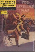 Classics Illustrated 153 The Invisible Man (1959) 1