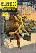 Classics Illustrated 153 The Invisible Man (1959) 5