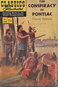 Classics Illustrated 154 The Conspiracy of Pontiac (1959) 1