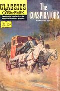 Classics Illustrated 158 The Conspirators (1960) 1