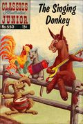 Classics Illustrated Junior (1953 - 1971 1st Print) 550