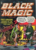 Black Magic (1950-1961 Prize/Crestwood) Vol. 2 #2