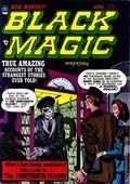 Black Magic (1950-1961 Prize/Crestwood) Vol. 2 #5