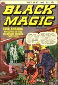 Black Magic (1950-1961 Prize/Crestwood) Vol. 4 #1