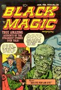 Black Magic (1950-1961 Prize/Crestwood) Vol. 4 #4
