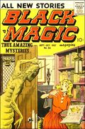 Black Magic (1950-1961 Prize/Crestwood) Vol. 6 #1
