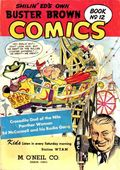 Buster Brown Comics (1945) 12