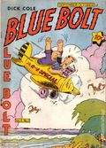 Blue Bolt (1940-1949) Vol. 5 #1