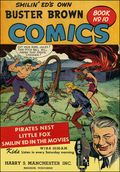 Buster Brown Comics (1945) 10