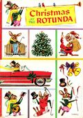 Christmas at the Rotunda/Ford Rotunda Christmas Book (Ford Motor Company) 1955