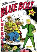 Blue Bolt (1940-1949) Vol. 4 #1